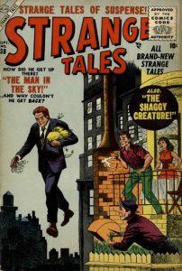 Strange Tales #38 (1955)