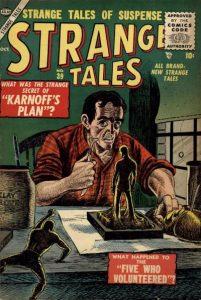 Strange Tales #39 (1955)