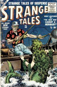 Strange Tales #40 (1955)