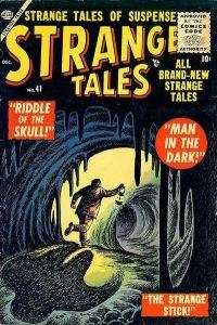 Strange Tales #41 (1955)