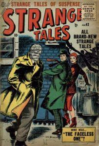 Strange Tales #42 (1956)