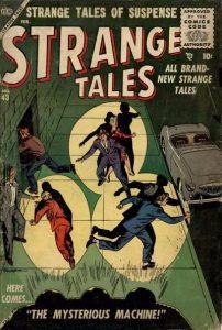 Strange Tales #43 (1956)