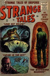 Strange Tales #44 (1956)