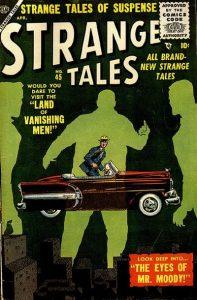 Strange Tales #45 (1956)