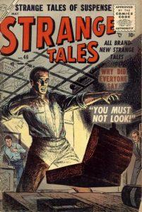 Strange Tales #46 (1956)