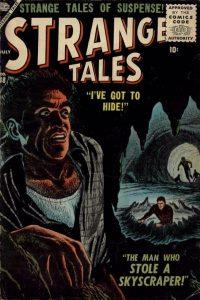 Strange Tales #48 (1956)
