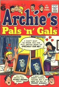 Archie's Pals 'n' Gals #6 (1957)