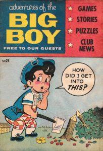 Adventures of the Big Boy #24 [West] (1957)