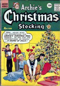 Archie Giant Series Magazine #4 (1957)