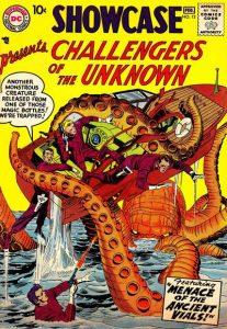 Showcase #12 (1958)