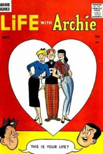 Life with Archie #1 (1958)