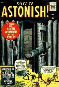 Tales to Astonish #1 (1959)