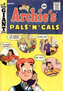 Archie's Pals 'n' Gals #11 (1959)