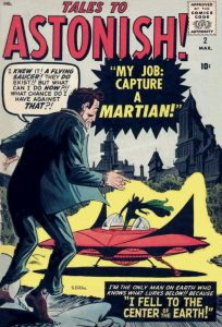 Tales to Astonish #2 (1959)