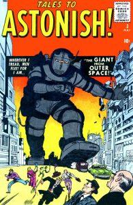 Tales to Astonish #3 (1959)