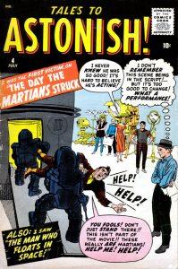 Tales to Astonish #4 (1959)