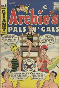 Archie's Pals 'n' Gals #9 (1959)
