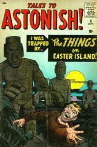 Tales to Astonish #5 (1959)