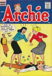 Archie #104 (1959)