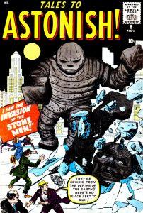 Tales to Astonish #6 (1959)