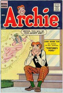 Archie #106 (1959)
