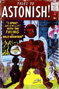 Tales to Astonish #7 (1960)