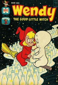 Wendy, the Good Little Witch #9 (1960)