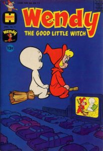 Wendy, the Good Little Witch #11 (1960)