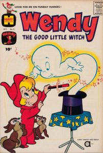 Wendy, the Good Little Witch #8 (1960)