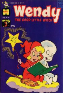 Wendy, the Good Little Witch #13 (1960)