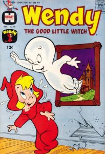 Wendy, the Good Little Witch #14 (1960)