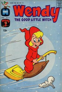 Wendy, the Good Little Witch #17 (1960)