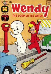 Wendy, the Good Little Witch #18 (1960)