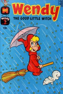 Wendy, the Good Little Witch #21 (1960)