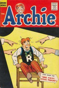 Archie #107 (1960)