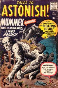 Tales to Astonish #8 (1960)