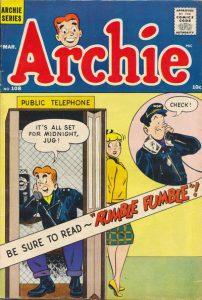 Archie #108 (1960)