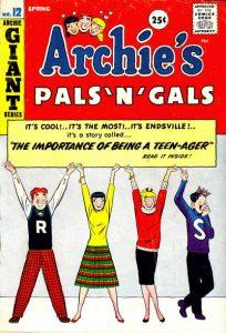 Archie's Pals 'n' Gals #12 (1960)