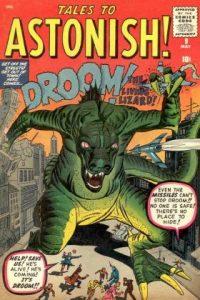 Tales to Astonish #9 (1960)