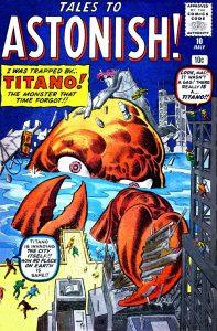 Tales to Astonish #10 (1960)