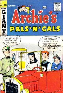 Archie's Pals 'n' Gals #13 (1960)