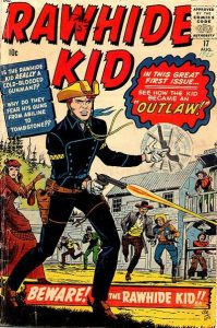 The Rawhide Kid #17 (1960)