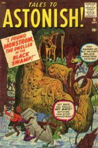 Tales to Astonish #11 (1960)