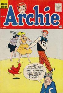 Archie #113 (1960)