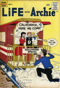 Life with Archie #4 (1960)
