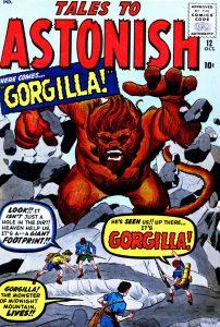 Tales to Astonish #12 (1960)