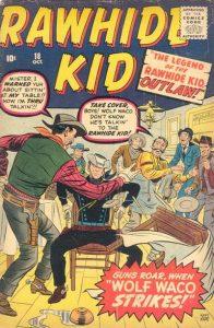The Rawhide Kid #18 (1960)