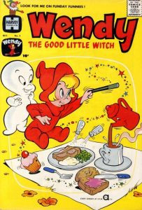Wendy, the Good Little Witch #2 (1960)