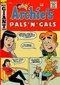 Archie's Pals 'n' Gals #14 (1960)