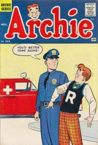 Archie #114 (1960)